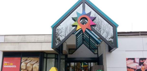 winkelcentrum dorperweerth ingang